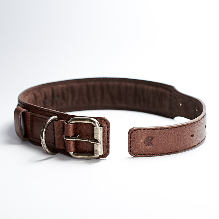DOG COLLAR · TOBACCO