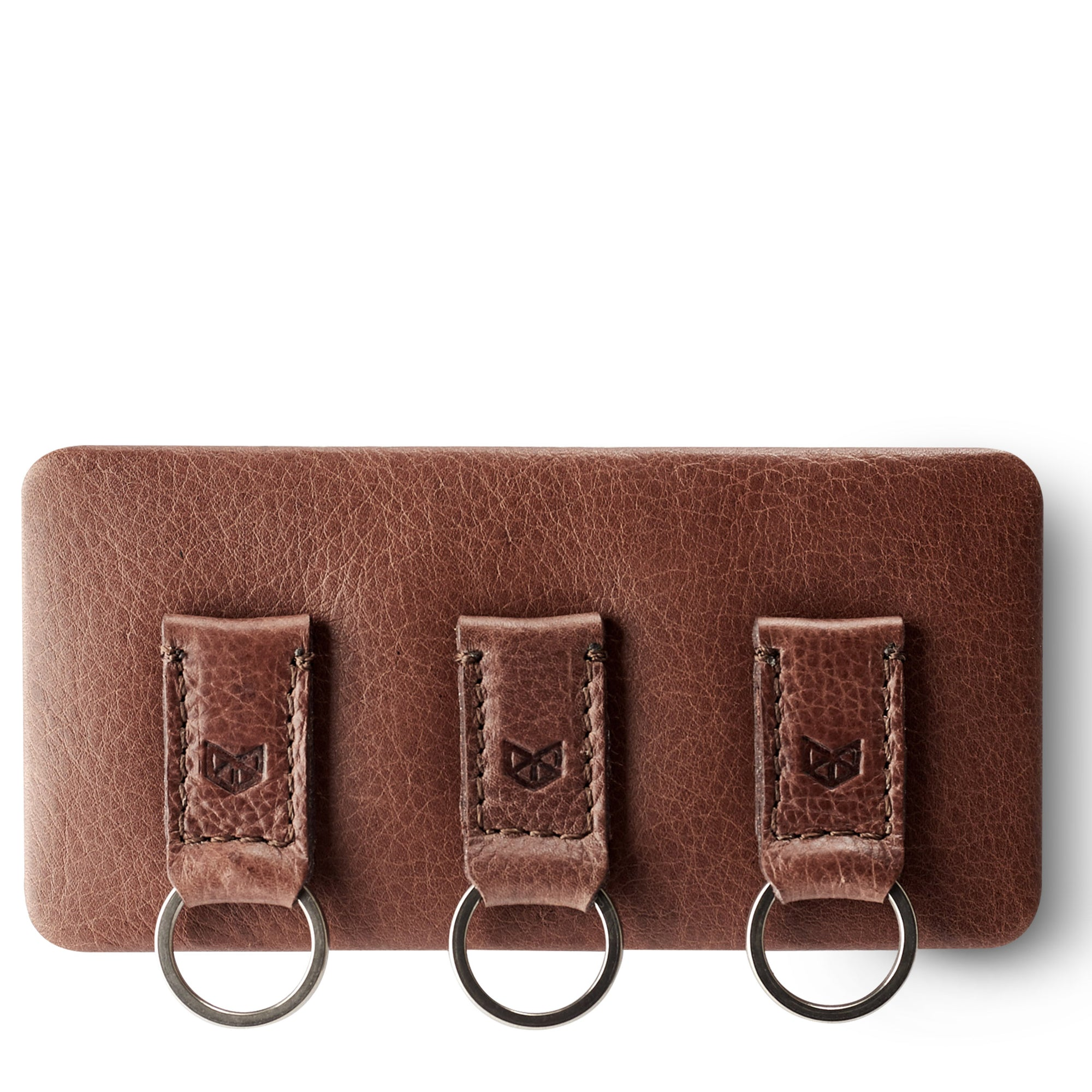 Magnetic Key Holder · Brown