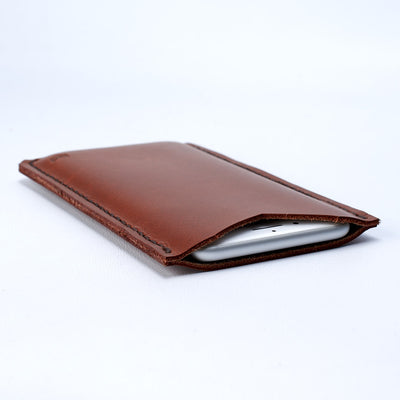 Acorn leather iPhone Classic Case  for iPhone 8 Plus, iPhone x, iPhone 10 .gifts for men