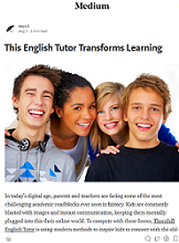 Featured on Medium News: Thornhill English Tutor