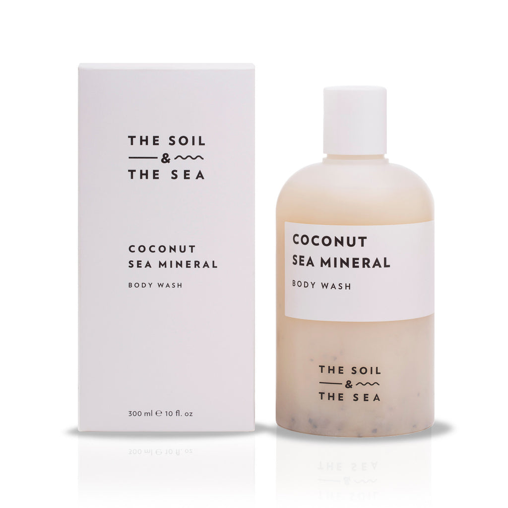 Coconut Sea Mineral Body Wash