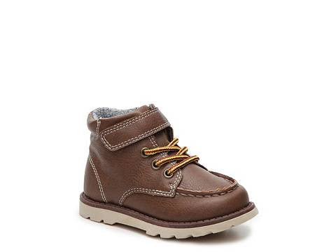 Carter's Topeka Boys Toddler Velcro Chukka Boot