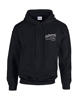 Hoodie with Farquhar Logo