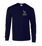 Long Sleeve T-Shirt with Aultman Taylor Fattened Rooster