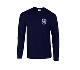 Long Sleeve T-Shirt with Aultman Taylor Logo
