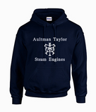 Hoodie with Aultman Taylor Steam Engines
