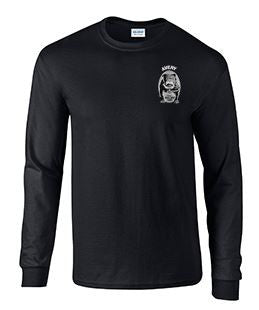Long Sleeve T-Shirt with Avery Logo