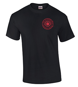 Short Sleeve T-Shirt with Baker Logo