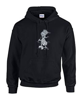 Hoodie with Advance Large Banner Boy