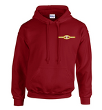 Hoodie with Banting Logo