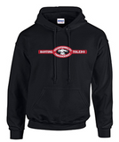 Hoodie with Banting Large Logo