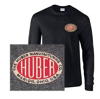 Long Sleeve T-Shirt with Huber Logo