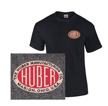 Short Sleeve T-Shirt with Huber Logo