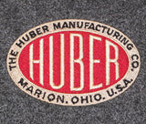 Crew Neck Sweatshirt with Huber Logo