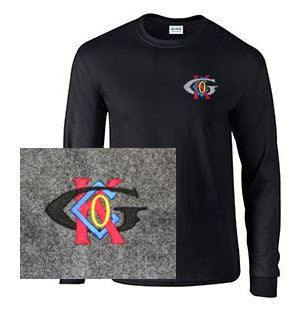 Long Sleeve T-Shirt with Keck-Gonnerman Logo