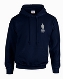 Hoodie with Case Outline Logo