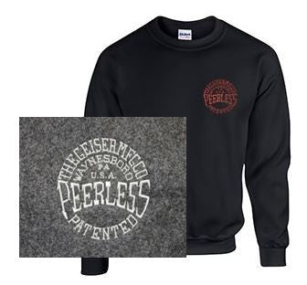 Crew Neck Sweatshirt with Geiser Logo