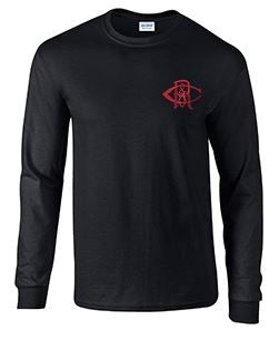 Long Sleeve T-Shirt with Reeves Logo