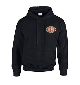Hoodie with Huber Logo