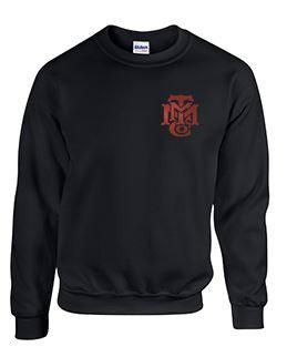 Crew Neck Sweatshirt with Minneapolis Logo