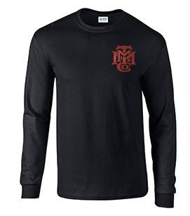 Long Sleeve T-Shirt with Minneapolis Logo