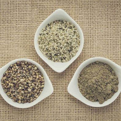 5 Reasons You Should Add Hemp To Your Diet Now
