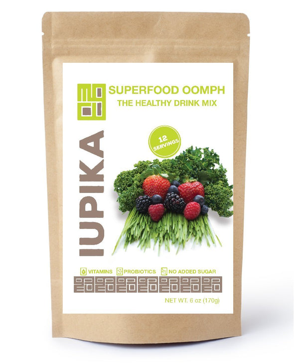 Superfoods Probiotic Vitamin Drink Mix (Without Chia)