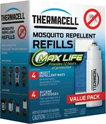 Thermacell Repellents Thermacell Max Life Refill Pack