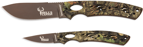 Browning Hell's Canyon Skeleton Combo Knives