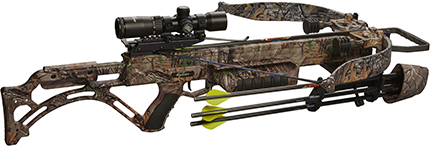 Excalibur Crossbow Matrix Bulldog 400 Crossbow Package