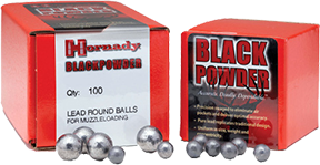 Hornady Lead Balls for Revolvers