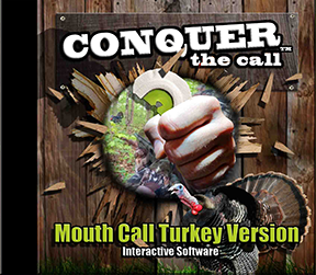 Dynamic Outdoor Conquer The Call Turkey Mouth Call Interactive Software