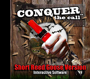 Dynamic Outdoor Conquer The Call Goose Short Reed Interactive Software