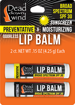 Dead Down Wind Lip Balm SPF30
