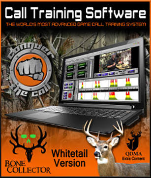 Dynamic Outdoors Conquer The Call Whitetail Deer Interactive Software