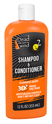 Dead Down Wind Shampoo & Conditioner 12oz