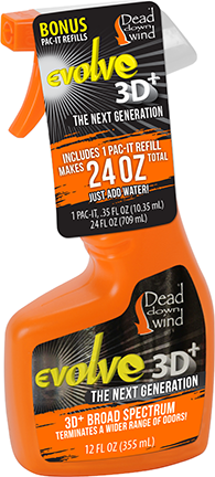 Dead Down Wind Evolve 3 Field Spray