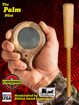 Cherokee Palm Pilot Pot Call