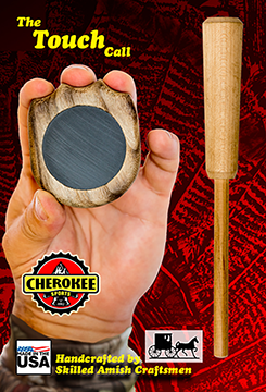 Cherokee The Touch Pot Call
