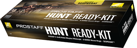 Nikon Prostaff Hunt Ready Kit