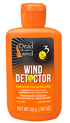Dead Down Wind Checkmate Wind Checker