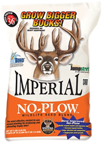 Whitetail Institute Imperial No Plow Seed Blend