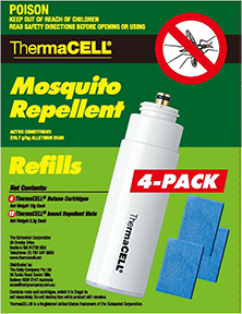 Thermacell Repellents *Refill Value Pack
