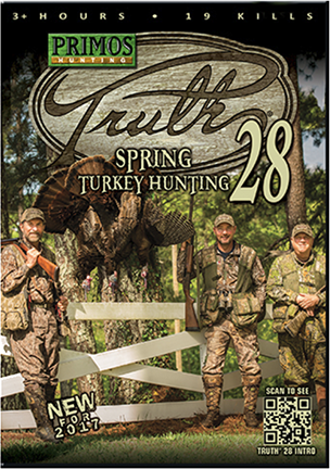 Primos Truth 28 Spring Turkey DVD
