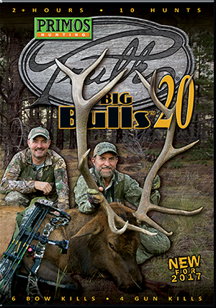 "Primos Truth 20 ""Big Bulls"" DVD"