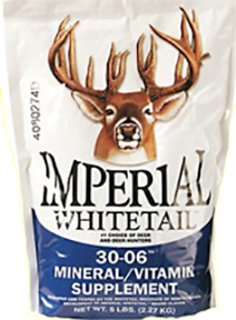 Whitetail Institute Imperial 30-06 Mineral Seed