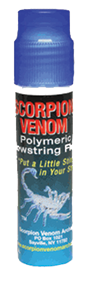 Scorpion Venom Archery Scorpion Poly Bowstring Fluid
