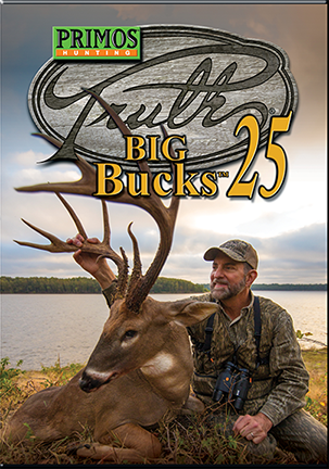 Primos Truth 25 Big Bucks DVD