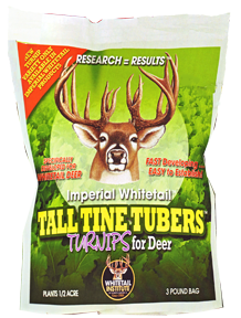 Whitetail institute Imperial Tall Tine Tuber Turnip