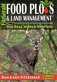 Team Fitzgerald Fitzgerald Food Plot/Land Management DVD